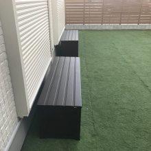 人工芝を交換 NO.869の施工写真1