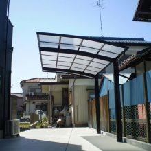 シンプルな中にスタンプコンクリート NO.855の施工写真2