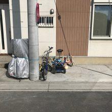 駐車場をフラットに NO.877の施工写真