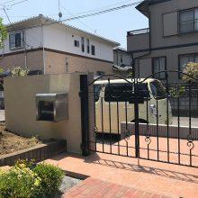 玄関前をリフォーム NO.891の施工写真1