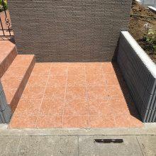 玄関前をリフォーム NO.891の施工写真2