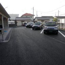 駐車場舗装工事 NO.882の施工写真0