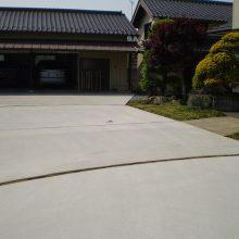 植栽からフェンスへ NO.890の施工写真2
