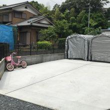 お庭をリフォーム NO.901の施工写真2
