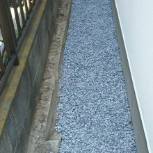 防草シート ザバーンで雑草対策 NO.899の施工写真0