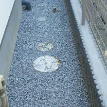 防草シート ザバーンで雑草対策 NO.899の施工写真1