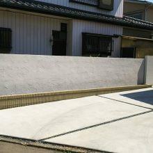 塀をリフォーム NO.918の施工写真