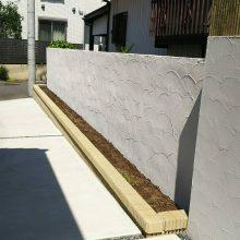 塀をリフォーム NO.918の施工写真2