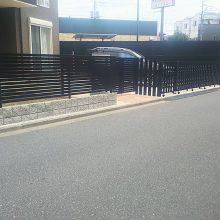 門まわりを修復工事 NO.930の施工写真0