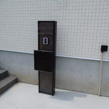 イナバ ブローディアのガレージ NO.933の施工写真2