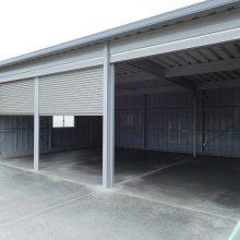 イナバのガレージ NO.944の施工写真メイン