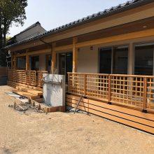 保育園のエクステリア NO.920の施工写真