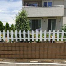 フェンスを設置 NO.923の施工写真
