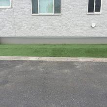 防草シートで雑草対策 NO.941の施工写真1