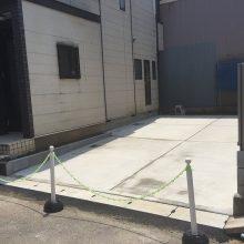 駐車場工事 NO.956の施工写真0