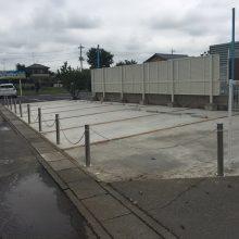 駐車場拡張工事 NO.965の施工写真2