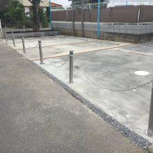 駐車場拡張工事 NO.965の施工写真メイン