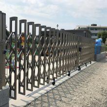 伸縮ゲートのエクモアM NO.953の施工写真