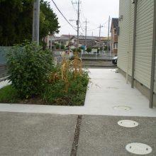 雑草対策工事 NO.968の施工写真1
