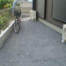 雑草対策 NO.967の施工写真2