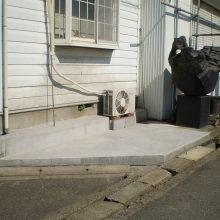 雑草対策 NO.981の施工写真