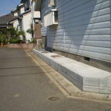 雑草対策 NO.981の施工写真2