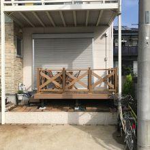 樹ら楽ステージ NO.989の施工写真0