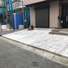 スタンプコンクリート NO.993の施工写真0