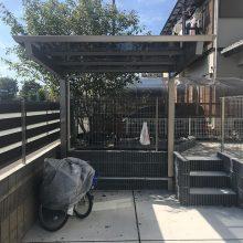 駐車場拡大工事 NO.984の施工写真2