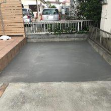 土間コンクリート工事 NO.1006の施工写真