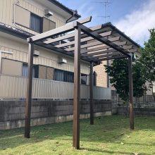 お庭リフォーム NO.1001の施工写真