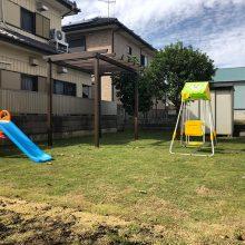 お庭リフォーム NO.1001の施工写真3