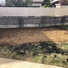 お庭リフォーム NO.1001の施工写真1