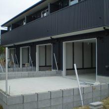 ガレージハウス外構工事 NO.1008の施工写真3