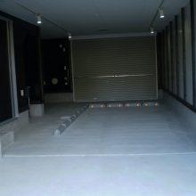 ガレージハウス外構工事 NO.1008の施工写真0