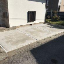 駐車場リフォーム工事 NO.1012の施工写真0