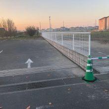 境界工事 NO.1028の施工写真0