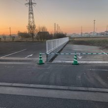 境界工事 NO.1028の施工写真2