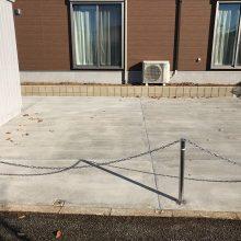 車庫には大切なバイクを NO.1031の施工写真1