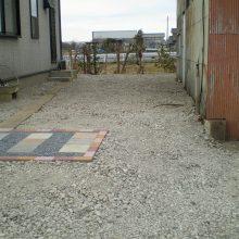 個性的なアプローチ NO.1045の施工写真2
