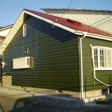 外壁塗装でイメージチェンジ NO.1046の施工写真3