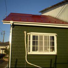 外壁塗装でイメージチェンジ NO.1046の施工写真1