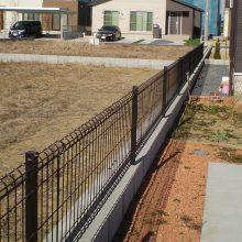 雑草対策で天然芝を NO.1050の施工写真2