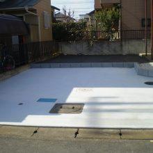 土間コンクリートですっきり NO.1051の施工写真2