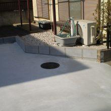 土間コンクリートですっきり NO.1051の施工写真3