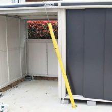 物置スペースを拡大 NO.1105の施工写真1