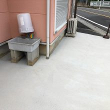 駐車場拡大工事 NO.1120の施工写真3