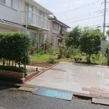 土間コンクリート工事 NO.1159の施工写真1
