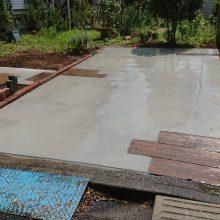 土間コンクリート工事 NO.1159の施工写真3