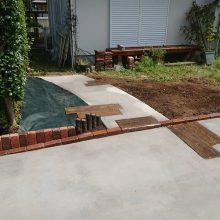 土間コンクリート工事 NO.1159の施工写真メイン